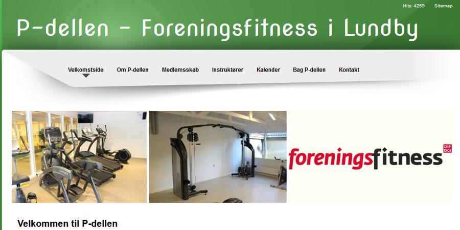 Fitness - P-dellen