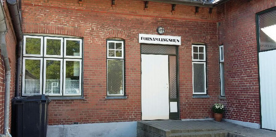 Forsamlingshuset Køng Egnshus