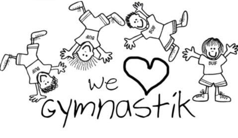 Gymnastik Sæson 2018 2019 IF Svend Gønge