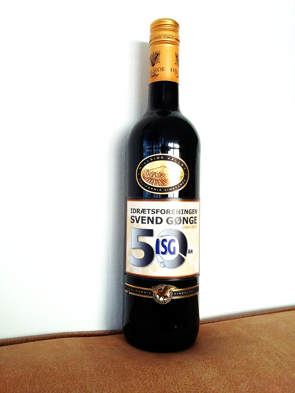 Jubilæums Vin