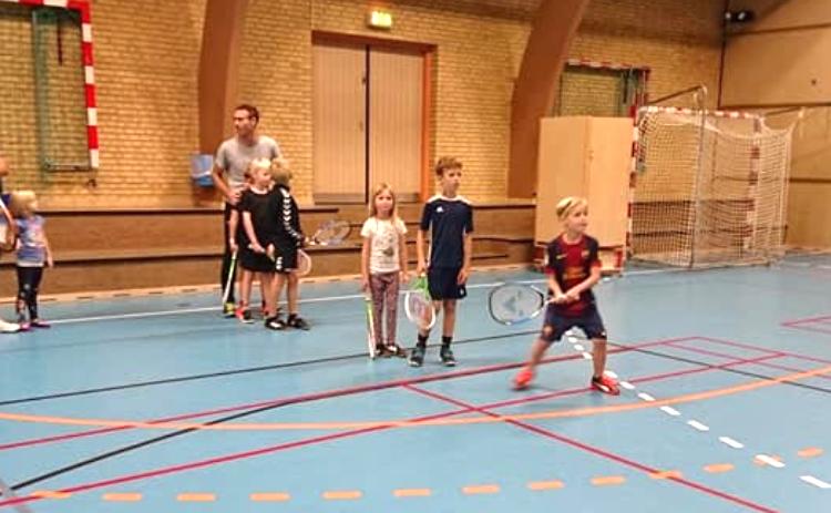 Tennis I IF Svend Gønge I Køng / 4750 Lundby